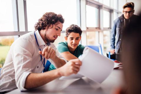 Vor allem Nachhilfe in Mathematik ist bei vielen Schülerinnen und Schülern gefragt.