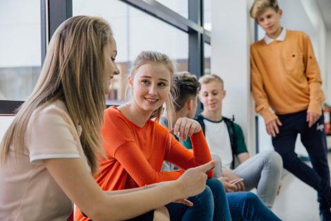 Etwa neun Prozent aller Schülerinnen und Schüler besuchen in Deutschland eine Privatschule.
