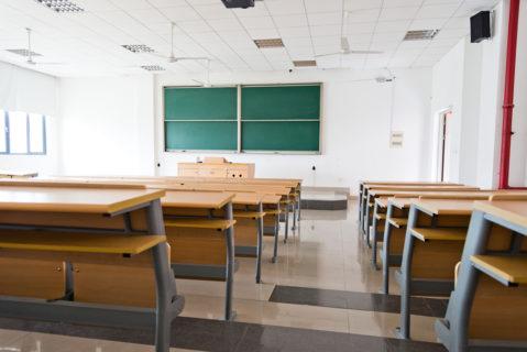 So würde es an vielen Schulen vermutlich aussehen, wenn nicht Pensionisten den Unterricht geben würden.