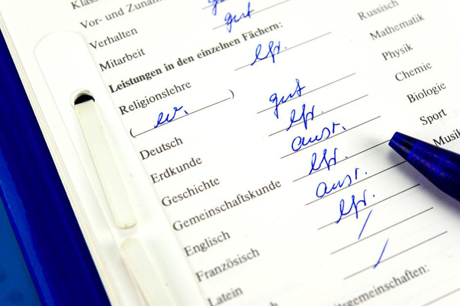 Sind Schulnoten sinnvoll oder längst überholt? In dieser Frage gehen die Meinungen auseinander.