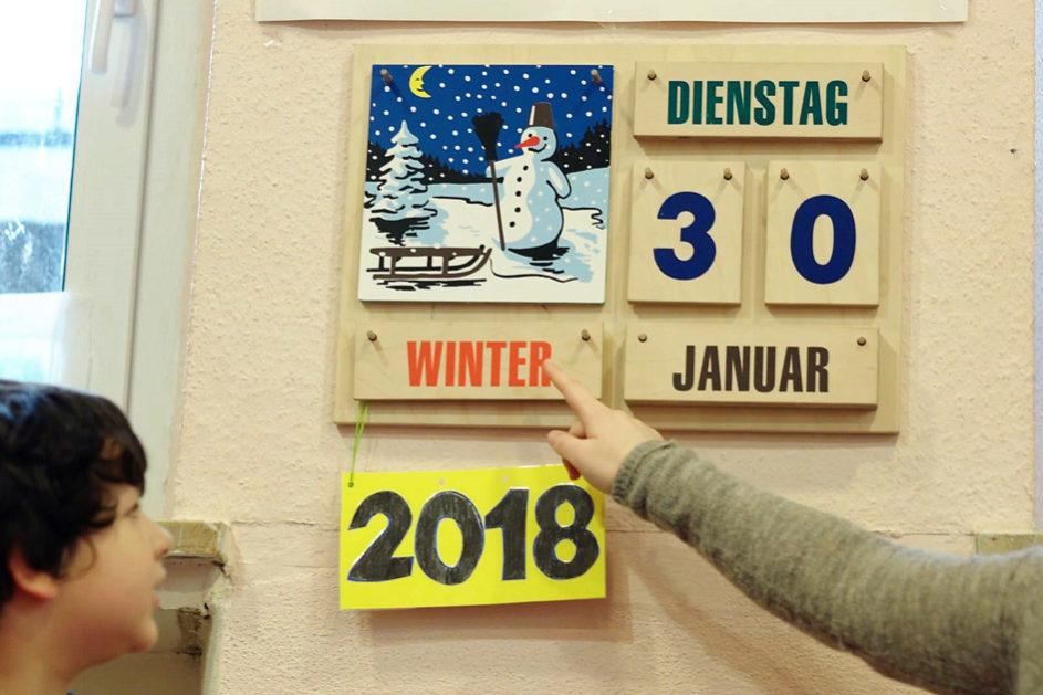 Die Startchancen der Kinder werden durch das Erlernen der deutschen Sprache im Vorschulalter verbessert.