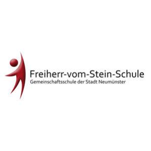 Logo Freiherr-vom-Stein-Schule Neumuenster