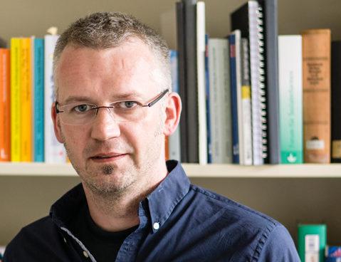 Portrait von Stephan Bloße