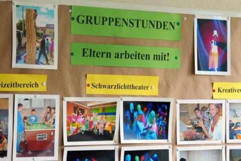 Das Hauptziel der Gruppenstunde ist es, Freude am gemeinsamen Erleben zu entwickeln und die Sozialkompetenz und das Verantwortungsgefühl der Kinder in ihrer Gruppe zu fördern.