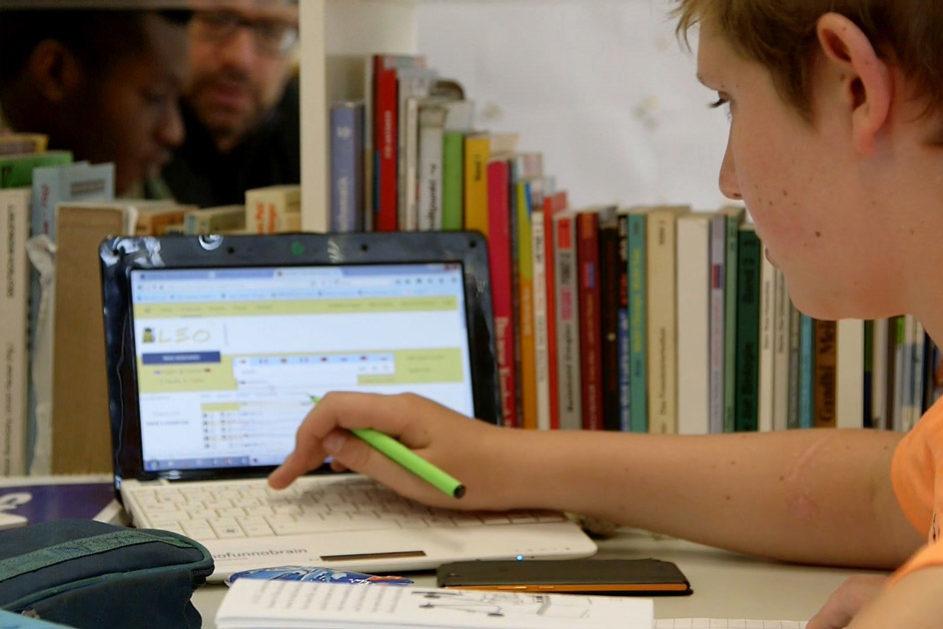 BRING YOUR OWN DEVICE (BYOD) gehört an der Freiherr-vom-Stein-Schule zum Medienkonzept.