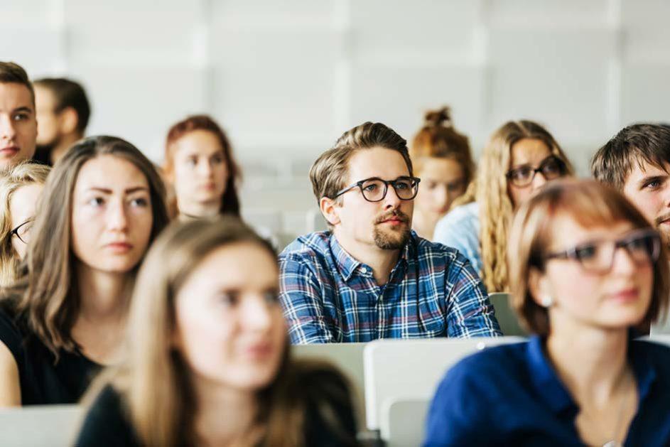Auf dem Weg zum Lehrerberuf: Im vergangenen Wintersemester 2017/2018 waren 7 Prozent aller Studienanfänger Lehramtsstudierende.