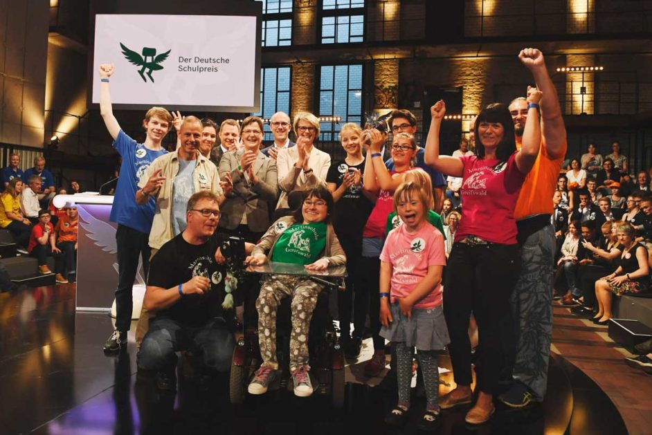 Martinschule: Die Gewinner des Schulpreises 2018