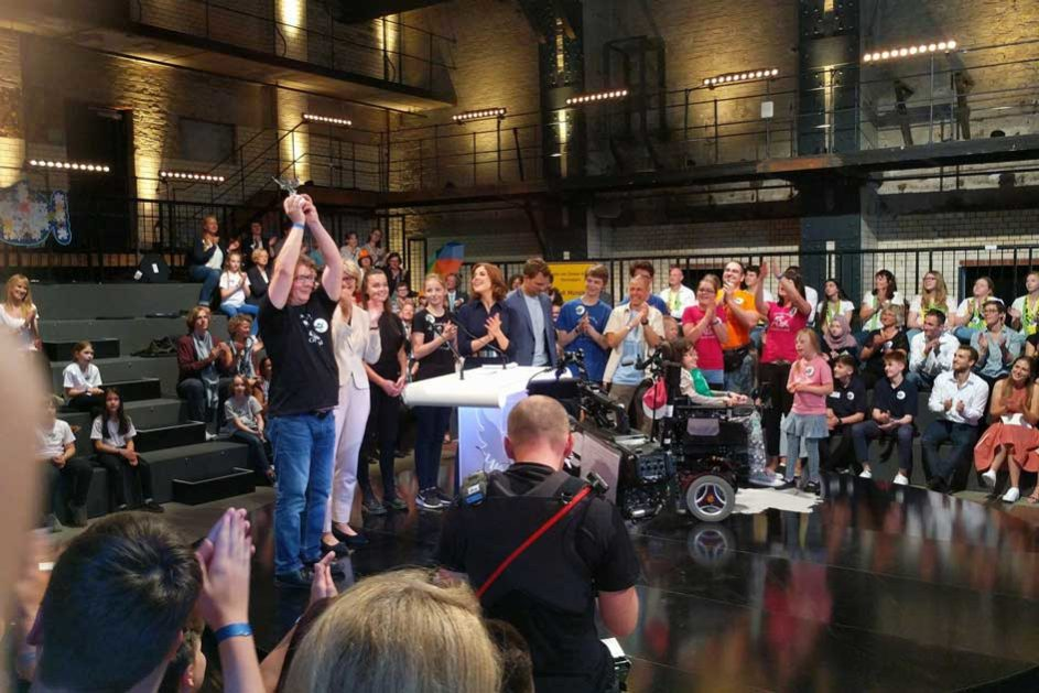 Die Gewinnerschule: Die Martinschule aus Greifswald