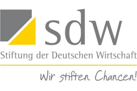 Logo Stiftung der Deutschen Wirtschaft