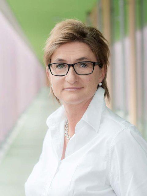 Simone Fleischmann, Präsidentin des Bayerischen Lehrer- und Lehrerinnenverbands.