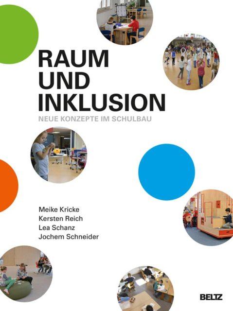 """Buchcover von """"Raum und Inklusion – Neue Konzepte im Schulbau"""""""