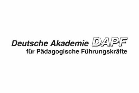 Logo der DAPF