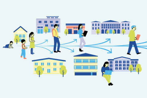 Infografik: Bildungswege in Deutschland