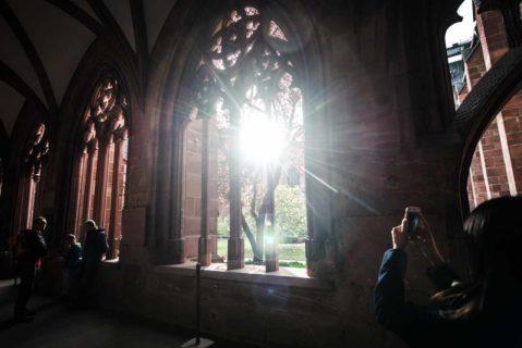 Führt ein Schulgeld an vier hessischen Schulen ein: Bistum Mainz.