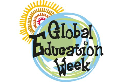 Logo der Global Education Week