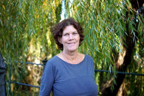 Die ehemalige Schulleiterin Helga Boldt.