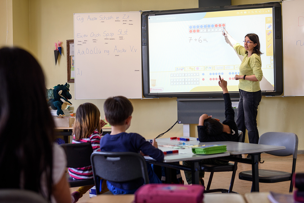 Und präsentation heute früher schule » Verhaltensregeln