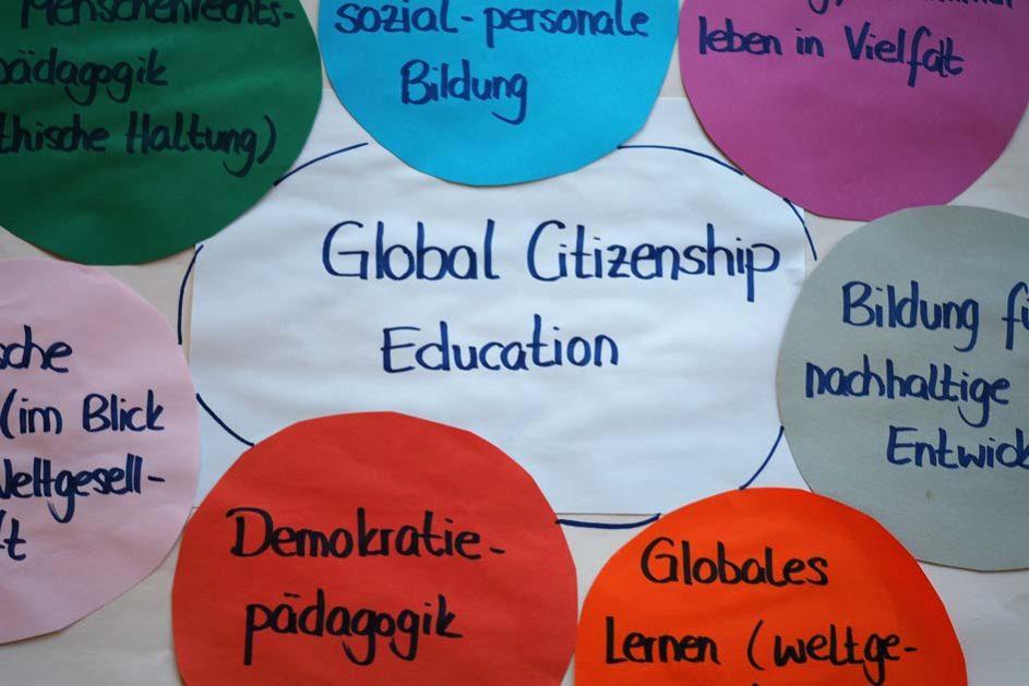 Bei GCED werden verschiedene Bildungskonzepte zusammengedacht, so dass eine neue Perspektive auf bekannte welt-gesellschaftliche Herausforderungen entsteht.