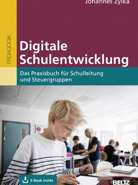 Cover des Praxisbuchs Digitale Schulentwicklung