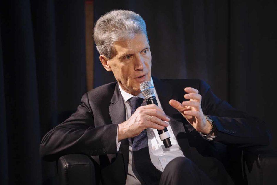 KMK-Präsident Helmut Holter
