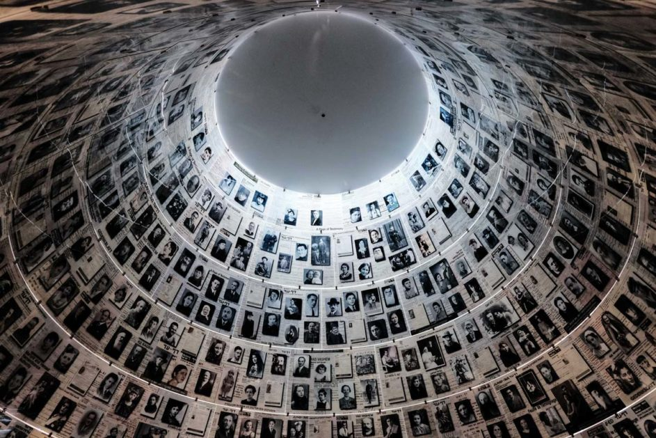Holocaust Gedenkstätte Yad Vashem in Jerusalem