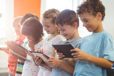 Vorerst abgesagt: Schülerspaß mit Tablet
