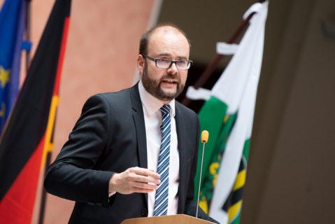 Kultusminister Christian Piwarz (CDU)