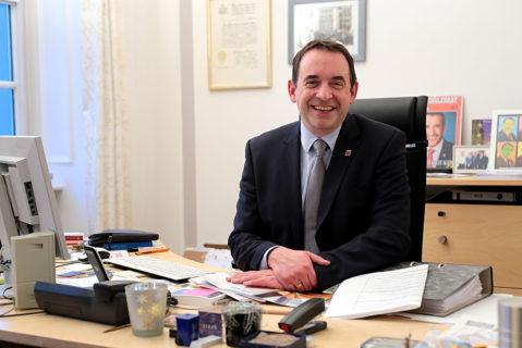 KMK-Präsident Alexander Lorz