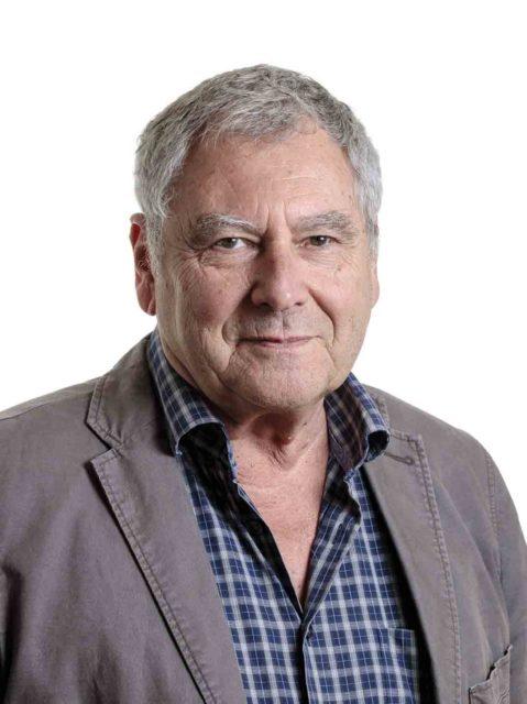 Wolfgang Vogelsaenger von der Deutschen Schulakademie