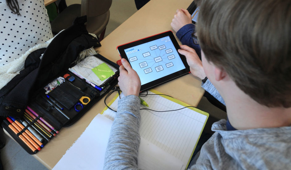 Die Digitalisierung bleibt eine Herausforderung für Schulen