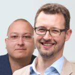 Matthias Förtsch und Kai Wörner