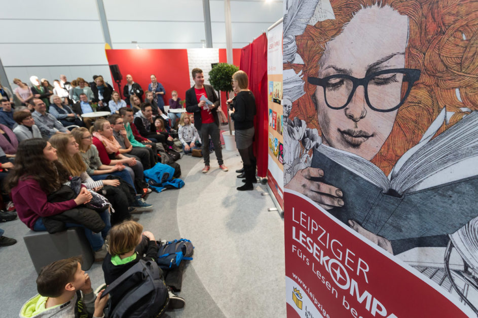 Veranstaltung auf der Leipziger Buchmesse