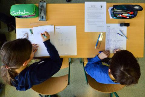 Lernen fürs Mathe-Abitur: Für viele Schüler eine große Herausforderung