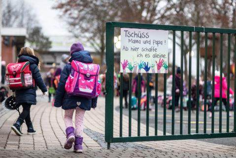 Jeder fünfte Grundschüler fühlt sich an seiner Schule unsicher – das gehört zu den erschreckenden Ergebnissen der Bertelsmann-Studie.