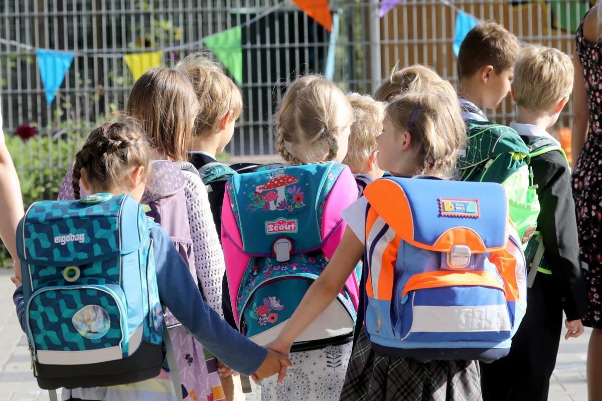 Einschulung Ideen Für Den Ersten Schultag Das Deutsche