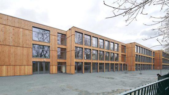 Grundschule Sewanstraße von außen