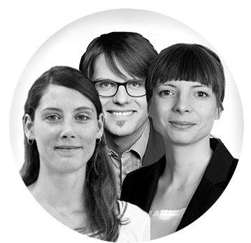 Bild von Jenny Kuschel, Rebecca Lazarides, Dirk Richter