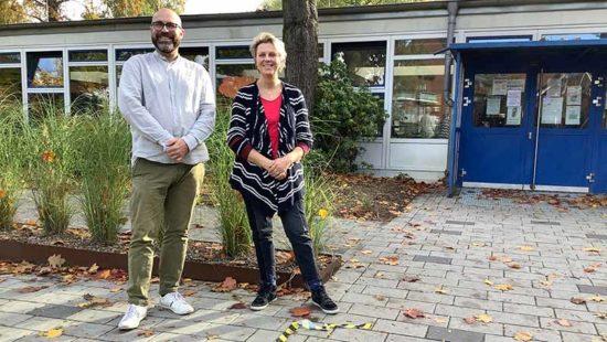 REgine Seemann und Stephan Giese reden über selbstgesteuertes Lernen