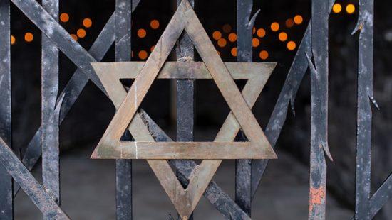 KZ-Gedenkstätte Dachau Davidstern