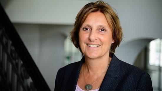 KMK-Präsidentin Britta Ernst